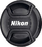 MediaMarkt NIKON Nikon LC-62 - Objektivdeckel (Schwarz)