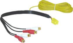 AIV Line Out adattatore - Adattatore (Multicolore)