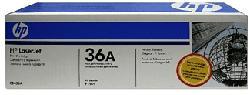 HP CB436A -  (Schwarz)