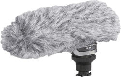 CANON DM-100 STEREO-MIKROFON - Richtmikrofon (Weiß)
