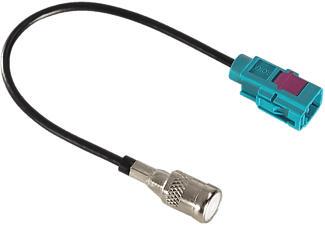 HAMA 00078952 - Adaptateur d'antenne (Noir)