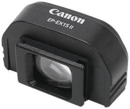 CANON EP-EX15II EYEPIECE EXTENDER - Augenmuschel (Schwarz)