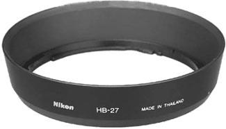 NIKON HB-27 - Pare-soleil (Argent)