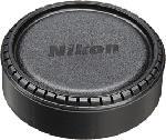 MediaMarkt NIKON Bouchon avant d'objectif pour Nikon AF-D16/2,8 + DX10,5/2,8 - Cache objectif (Noir)