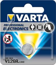 VARTA V12GA - Piles boutons (Argent)