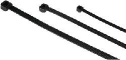 HAMA 00020622 - Kabelbinder (Schwarz)