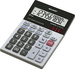 SHARP EL-M711GGY - Calcolatrice tascabile