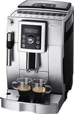 DE-LONGHI ECAM23.420.SB Intensa Midi - Macchina da caffè completamente automatica (Argento/Nero)