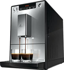 MELITTA 195978 Caffeo Solo - Kaffeevollautomat (Silber)