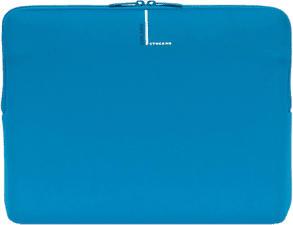 TUCANO UNI14 COLORE SLEEVE BLUE - Notebookhülle