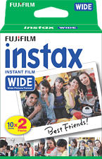 FUJIFILM Instax Color 10x2 Blätter - Analogfilm (Weiss)