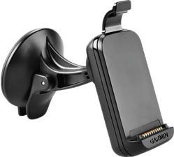 GARMIN PN6617 - Saugnapfhalterung + Lautsprecher (Schwarz)