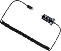 AIV Chargeur de voiture - Chargeur pour voiture (Noir)