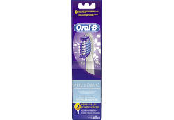 ORAL-B Pulsonic brosses pack à 2 - Brossettes enfichables (Blanc)