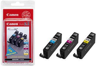 CANON CLI-526 Multipack - Cartuccia di inchiostro (multicolore)