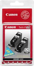 CANON PGI-525PGBK Twin Pack - Cartuccia di inchiostro (Nero)