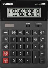 CANON AS 2200 - Taschenrechner