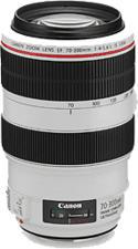 CANON EF 70-300mm f/4-5.6L IS USM - Zoomobjektiv