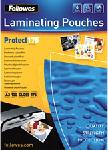 MediaMarkt FELLOWES Sacchetto di plastica - Pellicola di laminazione schede (Trasparente)
