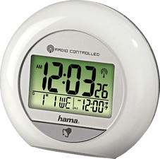 HAMA 104959 RC 600 ALARM CLOCK