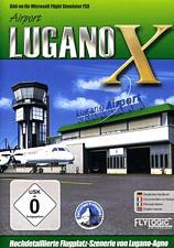 PC - Airport Lugano X (Add-on) /Multilinguale