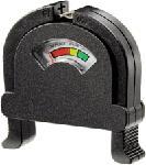 MediaMarkt HAMA Akku-/Batterie-Tester - Analog-Anzeige (Schwarz)