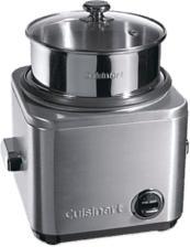 CUISINART CRC800E - Reiskocher (Edelstahl)