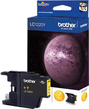 BROTHER LC-1220Y -  (Jaune)