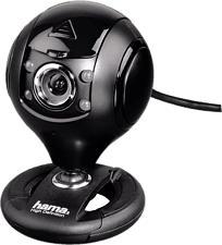 HAMA Spy Protect - Webcam (Nero)