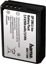 HAMA 77396 DP 396 BATTERY CANON LP-E10 -
