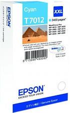 EPSON T7012 - Cartouche d'encre (Cyan)