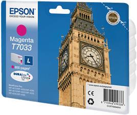 EPSON T7033 - Tintenpatrone (Magenta)