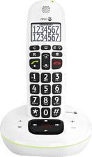 DORO PHONEEASY 115 WHITE - Schnurlostelefon (Weiss)