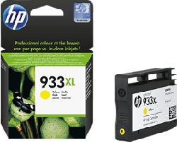 HP 933XL, giallo - Cartuccia di inchiostro (Giallo)