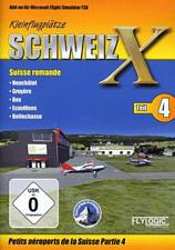 PC - Flight Simulator X: Kleinflugplätze CH 4 /D