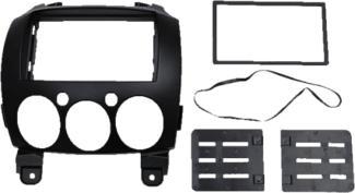 AIV Autoradio - Einbaublende (Schwarz)