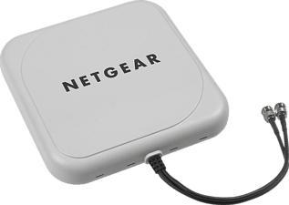 NETGEAR ANT224D10-10000S - Antenne (Grau)