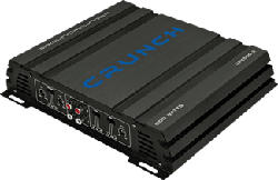 CRUNCH GPX500.2 - Verstärker  (Schwarz)