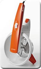 ARIETE 261/1 OR - Filtro elettrico per purea (Arancione)