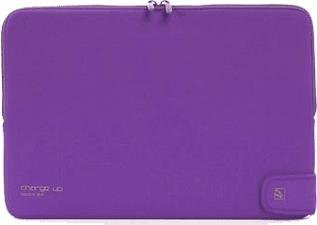 """TUCANO Second Skin Charge_Up MacBook Pro 15"""", violet - Housse pour ordinateur portable"""