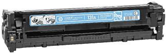 HP 131A (CF211A) -  (Blu ciano)