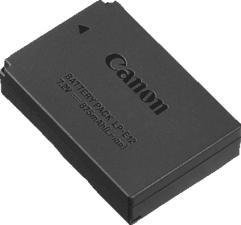 CANON LP-E12 - Batterie (Noir)