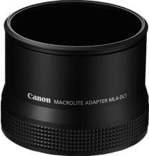 CANON MLA DC1 - Bague d'adaptation pour flash macro (Noir)