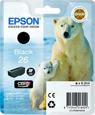 EPSON C13T26014010 - Tintenpatrone (Schwarz)