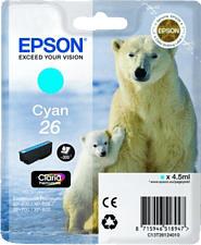 EPSON C13T26124010 - Cartuccia ad inchiostro (Ciano)