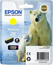 EPSON C13T26144010 - Cartouche d'encre (Jaune)