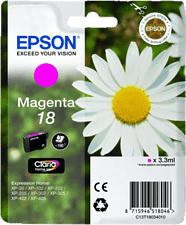 EPSON C13T18034010 - Tintenpatrone (Magenta)