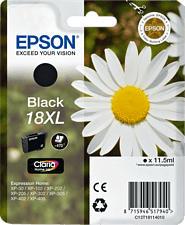 EPSON 18XL BLACK - Tintenpatrone (schwarz)