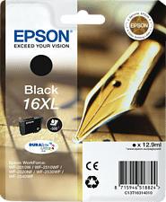 EPSON T163140 HY BLACK - Tintenpatrone (Schwarz)