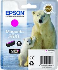 EPSON C13T26334010 - Tintenpatrone (Magenta)